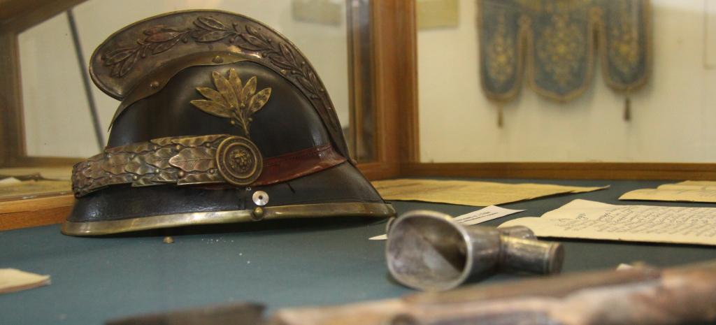 Tűzoltó múzeum Székesfehérváron aloldal fejlécképe